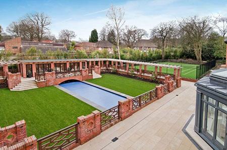 تصاویر خانه جاستین بیبر در لندن, تصاویری از لوکس ترین خانه های لندن