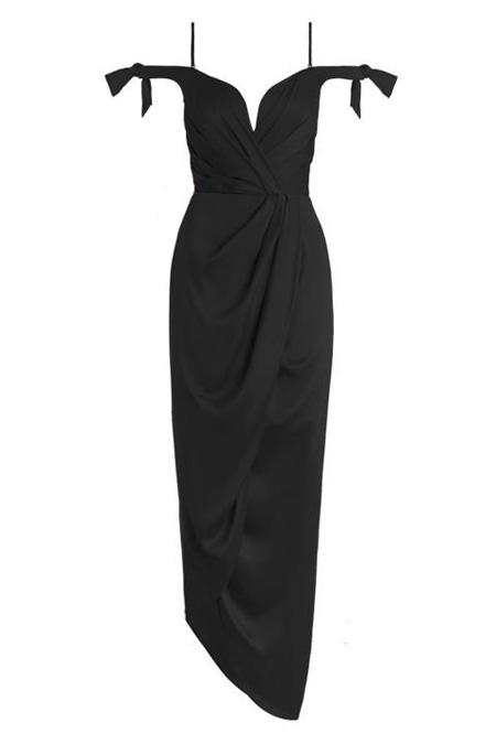 لباس به پیشنهاد مجله ال|مدل لباس شب مجله ال