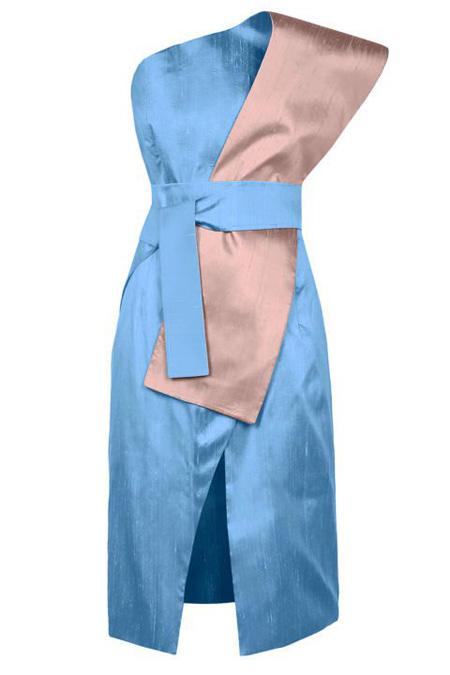 مدل لباس شب مجله ال| لباس های شیک زنانه