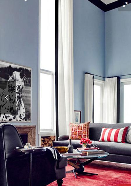 ترکیب رنگ های مورد علاقه طراحان,ترکیب رنگ دکوراسیون خانه