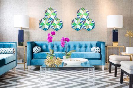 مطلوب ترین ترکیب رنگ های دکوراسیون, ترکیب رنگ های دکوراسیون خانه