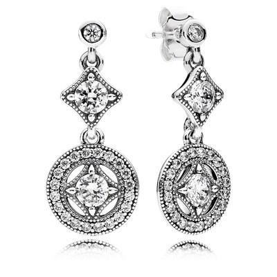 گوشواره جواهر زنانه, مدل گوشواره میخی جواهر