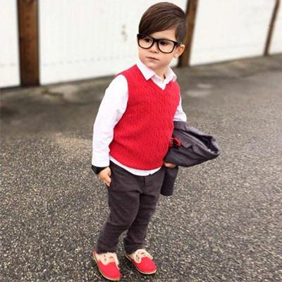 اصول خوش تیپی کودکان,پوشش لباس مناسب برای کودکان