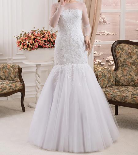 مدل لباس عروس آستین کوتاه,لباس عروس