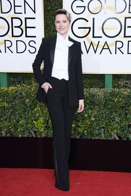 بهترین لباس های مراسم فرش قرمز Golden Globes در سال 2017
