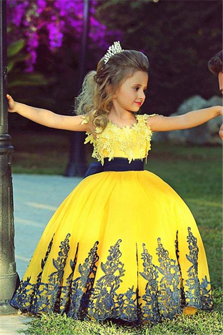 مدل پیراهن های پرنسسی دخترانه, جدیدترین لباس های مجلسی دخترانه