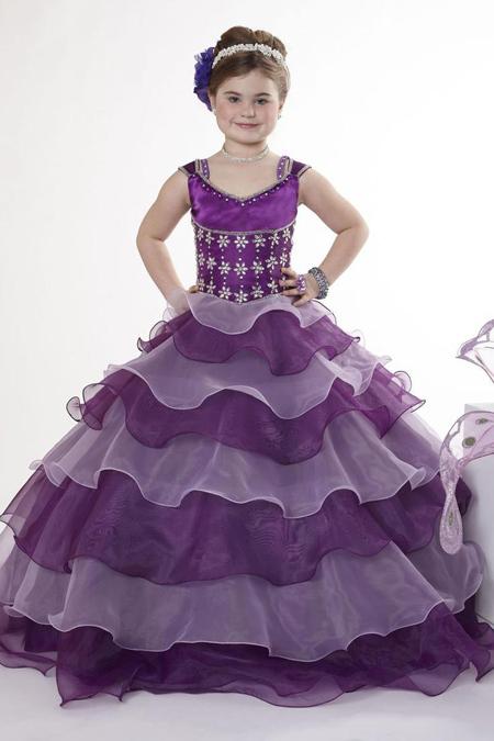 مدل لباس دخترانه, مدل پیراهن های مجلسی دخترانه