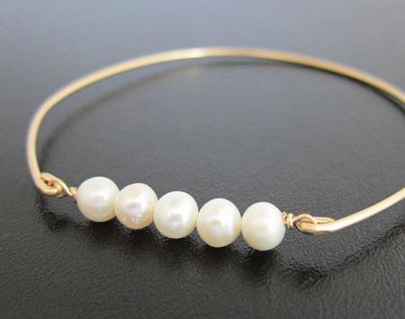 طراحی شیک ترین دستبندهای طلا, مدل دستبندهای دخترانه