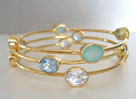 جدیدترین دستبندهای دخترانه,مدل دستبندهای طلا