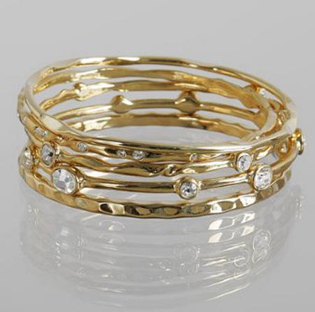 شیک ترین دستبندهای طلا,دستبندهای طلا و جواهر