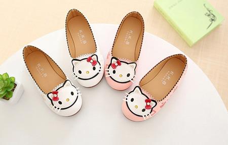 کفش بهاری دخترانه, مدل کفش دخترانه
