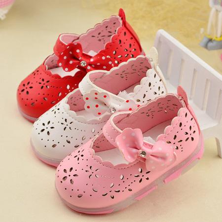 کفش دخترانه کودک, مدل کفش بهاری دخترانه