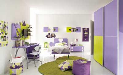 زیبایی اتاق کودکان با کمترین هزینه