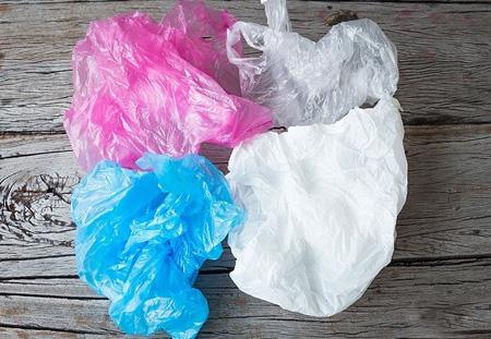 روش هایی برای نظم دهی کیسه پلاستیکی,ساخت جایی برای کیسه های پلاستیکی