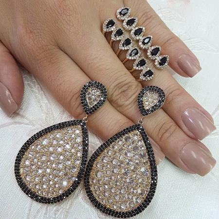 مدل نیم ست جواهر, نیم ست های جواهر