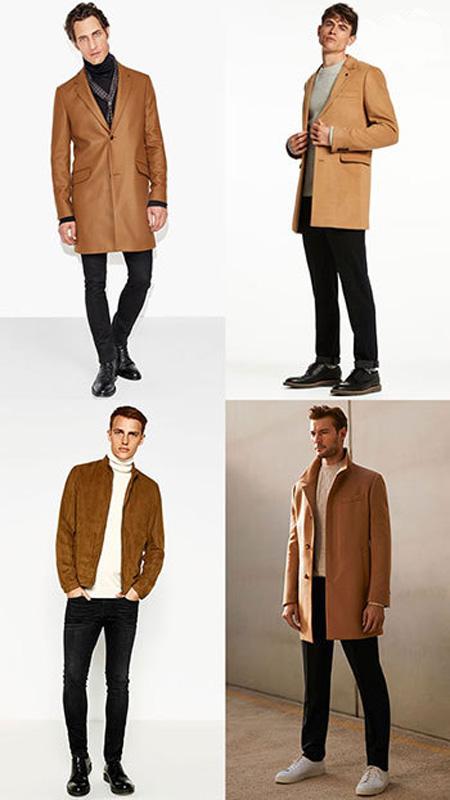 رنگ های مناسب لباس آقایان,بهترین رنگ لباس برای آقایان