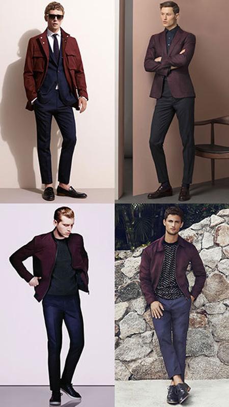 رنگ لباس آقایان,ترکیب رنگ های لباس آقایان