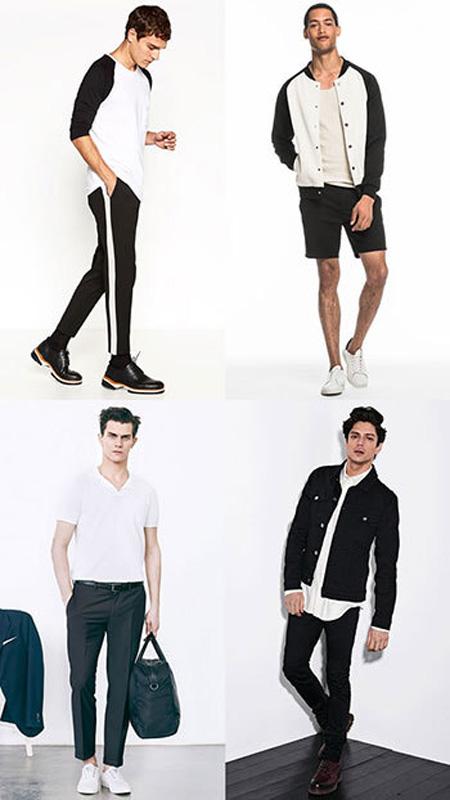 بهترین رنگ لباس برای آقایان,ترکیب رنگ های لباس برای آقایان