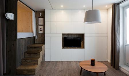 مکان قرار دادن تلویزیون روی دیوار,نو ردازی دکوراسیون تلویزیون دیواری