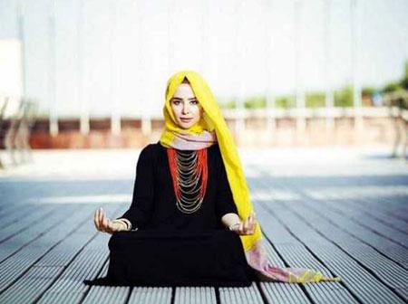 جدیدترین مانتوهای الناز حبیبی, مدل لباس الناز حبیبی