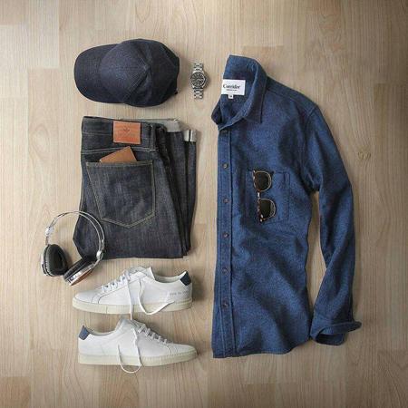 لباس های اسپرت مردانه, جدیدترین مدل لباس مردانه