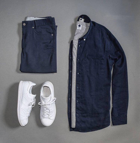 ست های زیبای مردانه, لباس های شیک مردانه