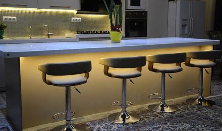 مرتب کردن فضای آشپزخانه,نقاط کانونی آشپزخانه