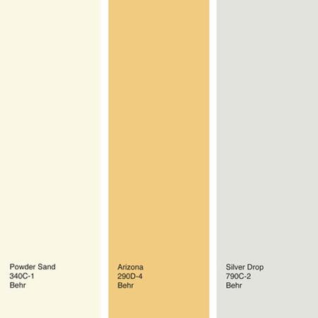 رنگ های جایگزین رنگ سفید,دکوراسیون روشن خانه