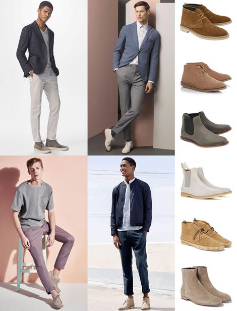 انتخاب کفش مردانه,نحوه انتخاب کفش مردانه