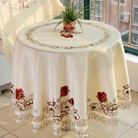 رومیزی های مناسب میز خاطره, انتخاب رومیزی