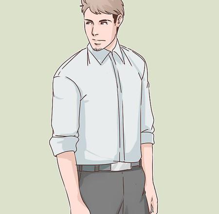 ست کردن پیراهن و کراوات,راهنمای ست کردن پیراهن و کراوات