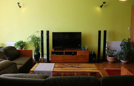 مکان قرار دادن تلویزیون,بهترین مکان قرار دادن تلویزیون