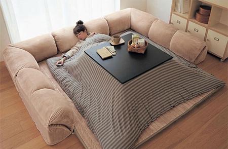 تخت های راحت,مدل تخت های راحت ژاپنی