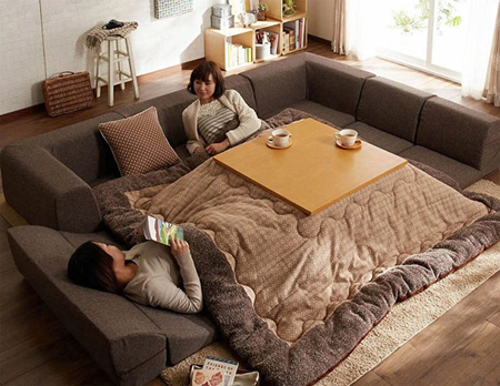 مدل تخت های راحت ژاپنی, تخت های راحت