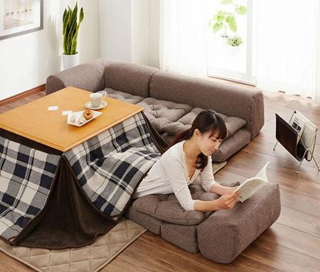 مدل تخت های ژاپنی, تخت ژاپنی