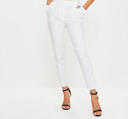 راهنمای پوشیدن شلوار سفید,مهارت های خرید و پوشش شلوار سفید,lebas7.mihanblog.com
