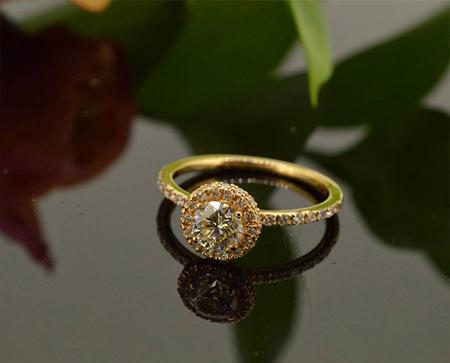 انگشترهای نامزدی جواهر,انگشترهای جواهر
