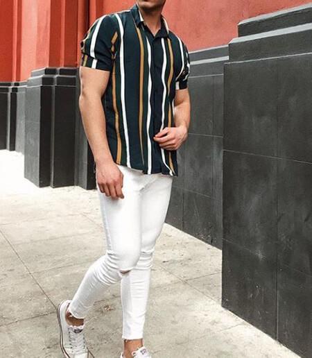مدل لباس تابستانی مردانه,لباس تابستانی مردانه