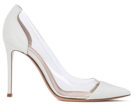 عکس کفش عروس, کفش عروس پاشنه کوتاه