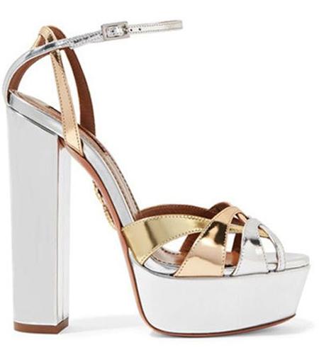 کفش بدون پاشنه عروس, کفش های پاشنه دار عروس