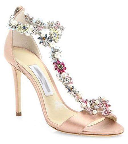 کفش عروس شیک, انواع مدل کفش عروس
