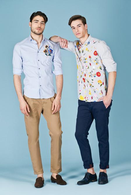 لباس مردانه اسپرت, ست کردن لباس مردانه