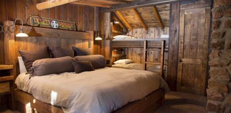 طراحی اتاق خواب,طراحی اتاق خواب با الهام از طبیعت