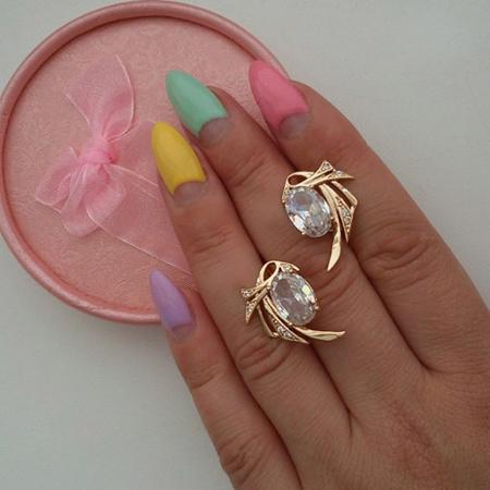 جدیدترین گوشواره های طلا, شیک ترین انگشترهای طلا