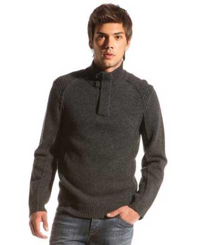 مدل لباس زمستانی مردانه