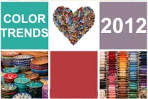 رنگ سال 2012 مشخص شد !