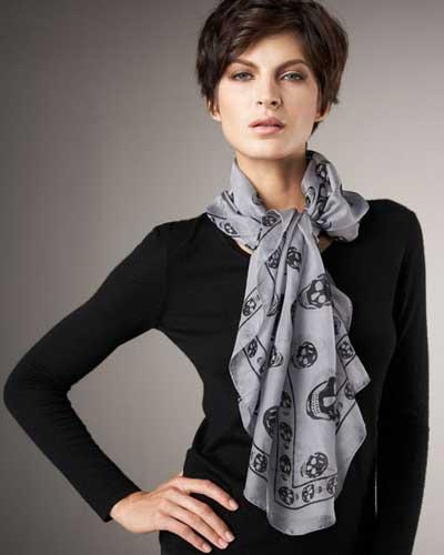 www.3tare.com | mo3383 مدل های جدید شال و دستمال گردن زنانه در بهمن 90