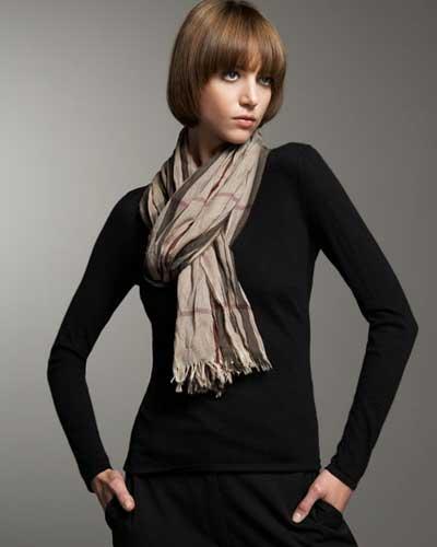 www.3tare.com | mo3386 مدل های جدید شال و دستمال گردن زنانه در بهمن 90
