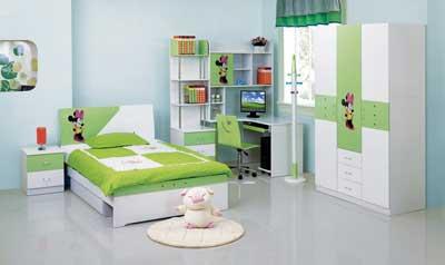 اتاق کودکم را چطور بچینم؟