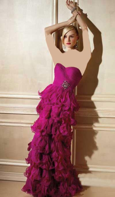 لباس مجلسی,مدل لباس مجلسی 2012